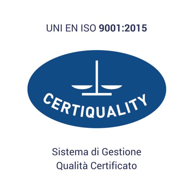 Certificato di qualità